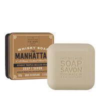 Whisky Soap The Manhatten